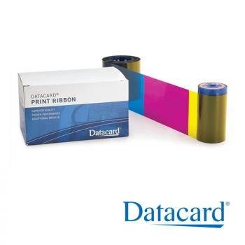 Ribbon for 500 Colorful Prints with Card Printer Datacard SD260 (YMCKT)