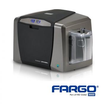 Card Printer HID Fargo DTC1250e Duo