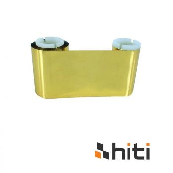 Gold Ribbon for Card Printer Hiti CS200 & Hiti CS220