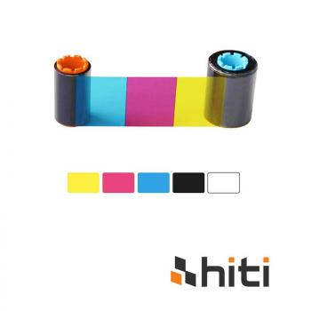 Colorful Ribbon for Card Printer Hiti CS200 & Hiti CS220