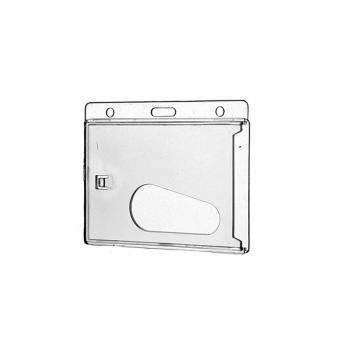 Kartenhalter Horizontal Transparent