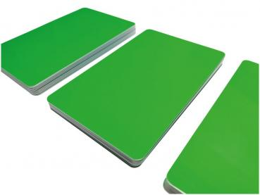 Plastic Cards Green