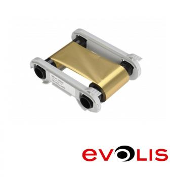 Farbband Gold Evolis Zenius & Evolis Primacy