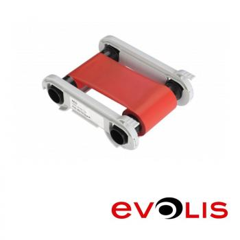 Red Ribbon for Evolis Zenius & Evolis Primacy