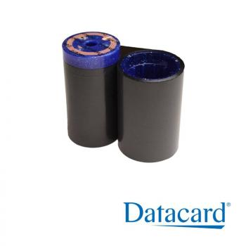 Black Ribbon for Card Printer Datacard SD360 for 1500 Prints