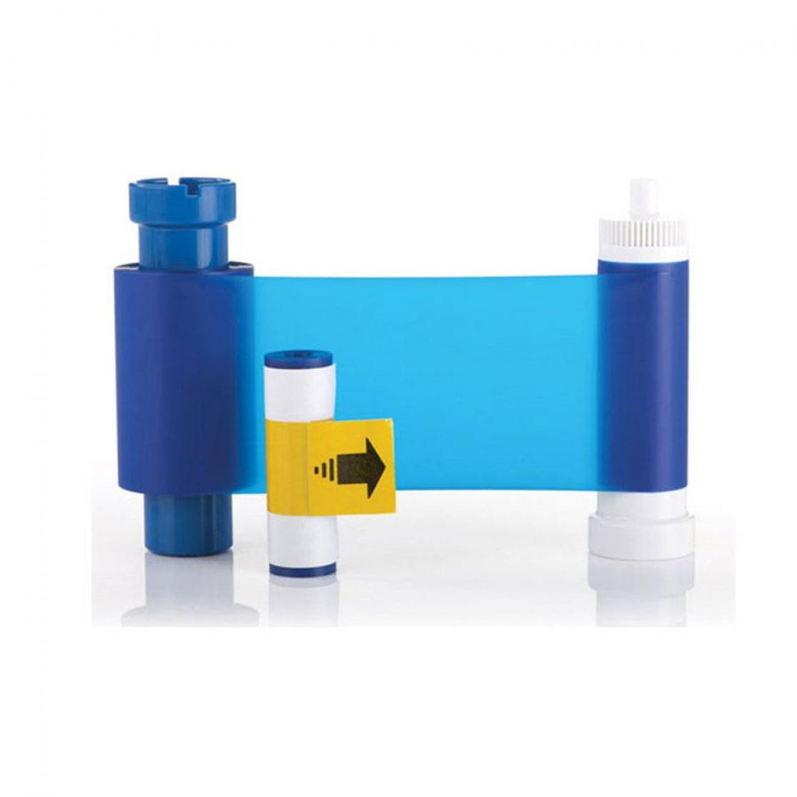 Blue film for card printer authentys